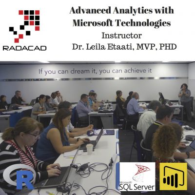 Data Science and Machine learning – Learn from RADACAD