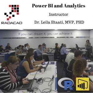 Analytics and PowerBi